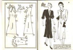 Lutterloh spring 1939  Lutterloh, vintage patterns, vintage fashion, custom size pattern, pattern drafting, patterns, sewing, diy