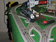 Cheap Artificial Grass, Artificial Grass Carpet, Beacon Tower, Crane Car, Model Railway Track Plans, Rail Train, Hobby Trains, Rolling Stock, Happy Kids