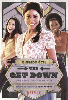 """""""The Get Down"""": Os anos 1970 estão de volta na nova série da Netflix   SAPO Mag"""