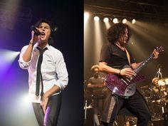稲葉浩志とスティーヴィー・サラスの個性が融合した熱狂のライブを、3月25日(土)にWOWOWで独占放送!   ORICON NEWS