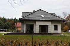 Projekt domu Filip 181,11 m2 - koszt budowy 191 tys. zł - EXTRADOM Home Fashion, House Design, Cabin, House Styles, Houses, Home Decor, Homemade Home Decor, Decoration Home, Homes