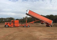 Big Rig Trucks, Dump Trucks, Lifted Trucks, Cool Trucks, Dump Trailers, Big Boyz, Cement Mixers, Peterbilt Trucks, Snow Plow