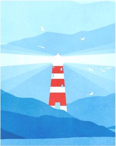Art Lighthouse Nautical Decor Nautical Nursery Art Beach by evesand Just What Is Colic – And Does My Nautical Nursery Decor, Baby Boy Room Decor, Nautical Art, Nursery Art, Navy Nursery, Baby Room, Nautical Interior, Nursery Design, Baby Dekor