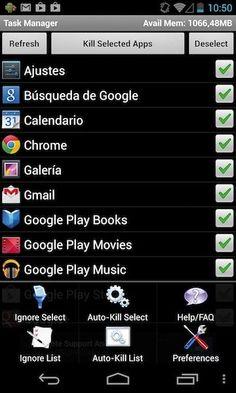 35 pequeños grandes trucos para Android
