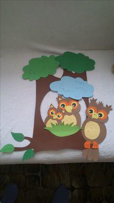 jesień   PlastusAsia Diy Crafts Hacks, Diy And Crafts, Crafts For Kids, Pallets Garden, Autumn Art, Fall Crafts, Preschool Activities, Fun Projects, Fall Decor