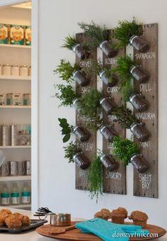 полезные советы для дома, декор стен, декор своими руками для дома, растения в интерьере