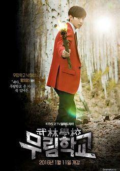 Moorim School - 무림학교 - Watch Full Episodes Free - Korea - TV Shows - Viki Lee So Yeon, Lee Hyun Woo, Chinese Tv Shows, Korean Tv Shows, Korean Drama Romance, Korean Drama Movies, Korean Dramas, Web Drama, Drama Film
