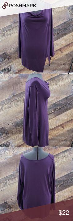 Fashion Tips, Fashion Design, Fashion Trends, Nice Dresses, Ali, Tunic, Leggings, Pure Products, Purple
