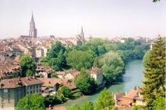 Bern, Switzerland - one of the most beautiful places I've seen.