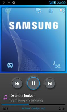 Poweramp TouchWiz Skin White v1.3 apk Requirements: 2.1 and up Overview: Poweramp skin based on the latest version of Samsung Touchwiz inter...