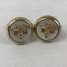 Spanish Water Select Gifts I Love My Dog Gold-Tone Cufflinks /& Money Clip