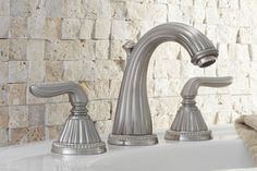 Mico Provincial Lavatory Faucet 3-Finish Option. In Home Decor Products & Gifts. #MicoDesignsLTD2100