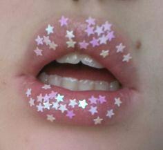 "Starry lipstick """
