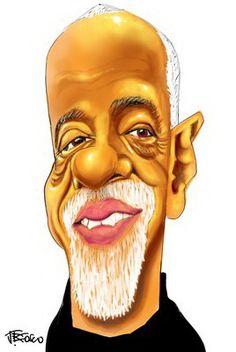 Paulo Coelho by J Bosco — Paulo Coelho's Blog