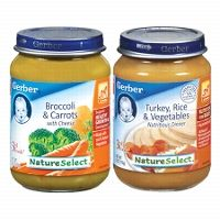 75¢ off any EIGHT (8) Gerber® 3rd Foods® Baby Food