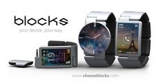 Blocks modular smartwatch will include customizable design
