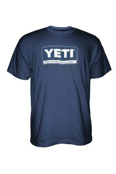 Yeti Billboard Tee - Navy