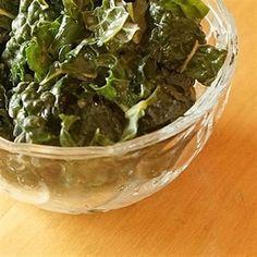 Kale salad a la V.
