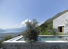 Brione House by Wespi De Meuron Romeo Architect