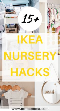 Best Ikea Nursery Hacks