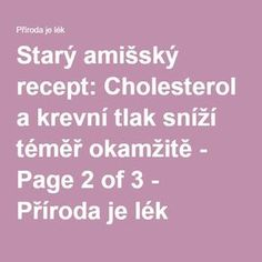 Zbavování se plísní nebylo nikdy snazší: Stačí, když ji postříkáte tímto - Page… Cholesterol, Detox, Math, Medicine, Syrup, Mathematics, Math Resources, Early Math