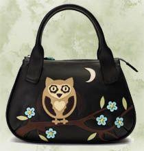 Ciccia Bag Owl In Tree Ideas Para Owls Everything