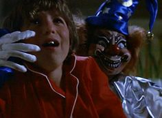 #myscarychildhood This is why my children will NEVER see scary movies!