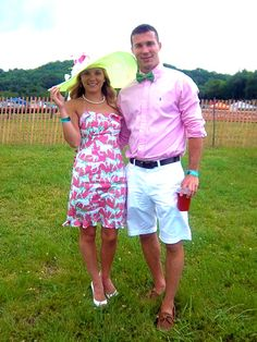 cute derby outfits, pink, bow tie, hat