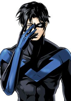 Night wing.....why are you such an attractive fictional chacter?? Haha but really