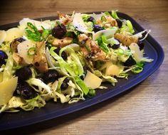 Spidskålssalat med Artiskokker & Oliven   Kreamors Køkken