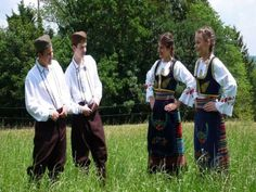 folk dance and song of serbian national - Google Search