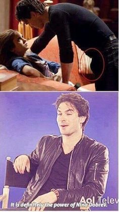 #TVD The Vampire Diaries, I don't know what to say to this..