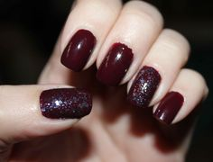 OPI Mrs. O'Leary's BBQ - amazing fall color!!