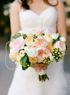 One seriously breathtaking bouquet