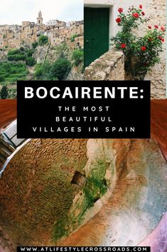 My recent off-the-beaten-path discovery in the Province of Valencia - the city of Bocairente. Interested in archaeological finds and region´s history? Spain Travel Guide, Europe Travel Tips, Travel Info, Travel Packing, Travel Advice, Italy Travel, European Destination, European Travel, Tenerife