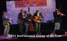 The Boxcars ... Instrumental Group of the Year