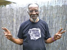 Rock and soul legend Lester Chambers, who was attacked by a racist fan at a blues festival in California on July 13, thinks marijuana should be legalized.