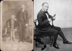 """Francisco Lentini Francisco A. Lentini is one of the few sideshow circus workers who actually garnered a ton of respect and praise … well, that's after getting bullied for years, of course. He technically is a pair of conjoined twins, but his """"brother"""" (who is made up of one leg and genitals) got attached to his spine."""