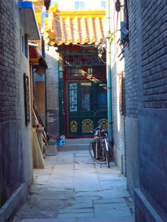 Exploring a Beijing Hutong via The Anthrotorian