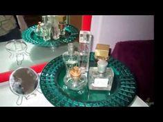 DIY - Prato para Perfumes - YouTube