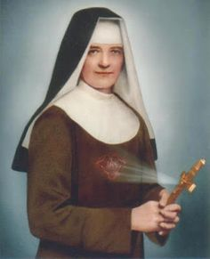 Santos, Beatos, Veneráveis e Servos de Deus: Beata Maria Teresa de São José (Ana Maria Tauscher...