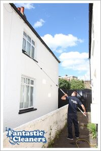 Modern water-fed pole window cleaning technology using only purified water and safe cleaners. Instant online booking for all window cleaning services. Cleaners London, Water Fed Pole, Window Cleaning Services, Skylights, Conservatories, Window Cleaner, Climbing, Exterior, Windows