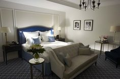 When in London, you absolutely must stay at the legendary Waldorf Hilton hotel. Classic and upscale, it is second to none!