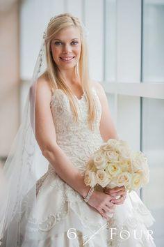 6 of Four photography; long blonde hair; princess bride; Brushworx; wedding makeup; wedding hair