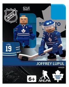 Toronto Maple Leafs NHL OYO Minifigure Joffrey Lupul