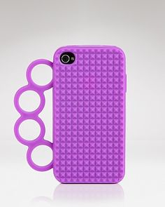 Rebecca Minkoff iPhone Case - Knuckle Duster | Bloomingdale's