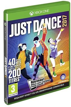 Just Dance 2017 -  édition Xbox One