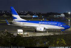 Boeing 737-7Q8 Aerolineas Argentinas