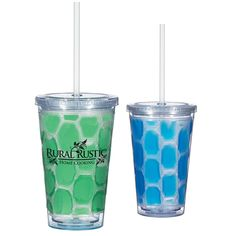 Double Wall Tumbler with Cooling Inner Wall-Closeout Personalized Teacher Gifts, Personalized Cups, Packing A Cooler, Trade Show Giveaways, Promo Gifts, Custom Cups, Summer Fun, Summer Time, Drinkware