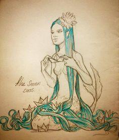 """The Seven Seas"""
